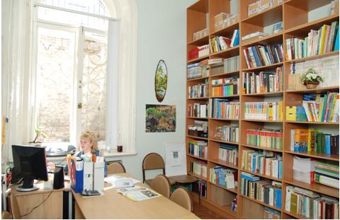 Библиотека ЦНК г.Энгельса