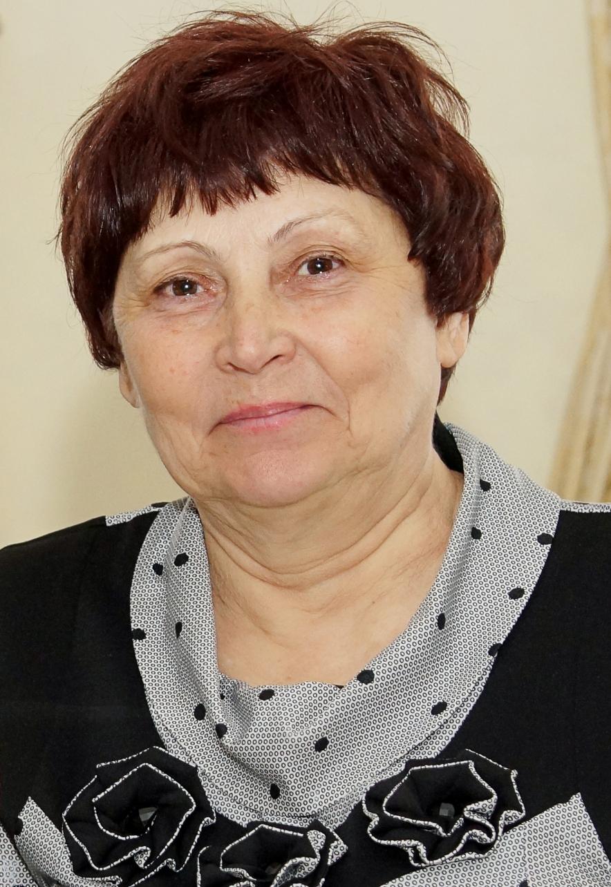 Людмила Русина