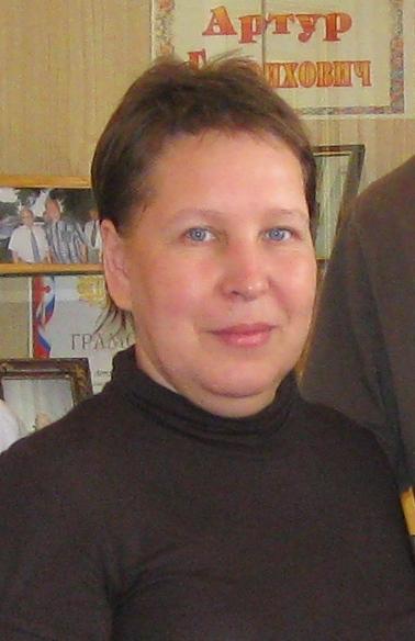 Татьяна Ромих