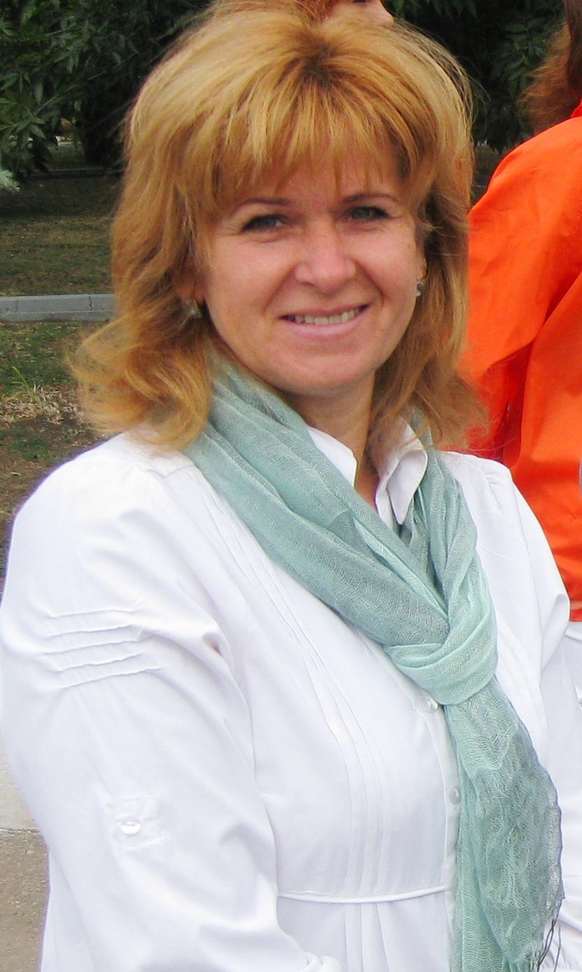 Алефтина Шуваева